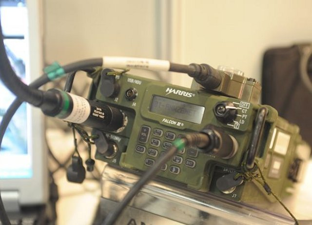 Harris Corporation wins contract to deliver Falcon tactical radios to undisclosed country 640 001