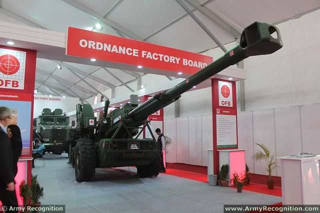 Indian indigenously built Dhanush 155mm howitzer successfully pass technical tests
