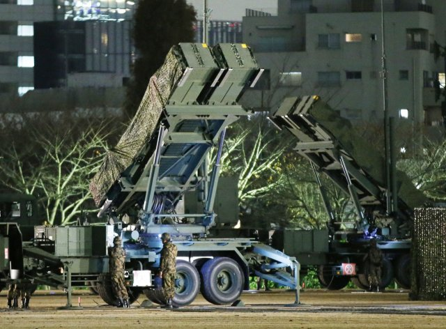 Raytheon receives a 2bn order from undisclosed country for Patriot air defense missile system 640 001