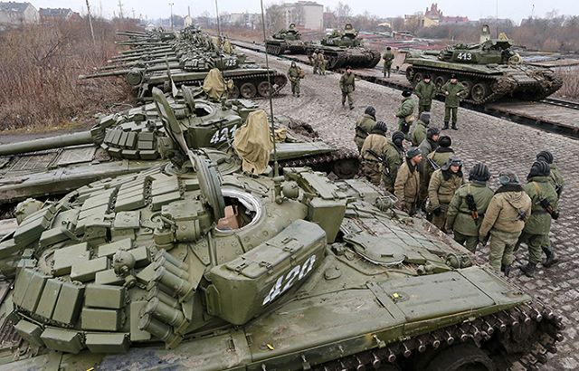 Russia to strenghten and optimize its military forces in Baltic region to response NATO deployment 640 001