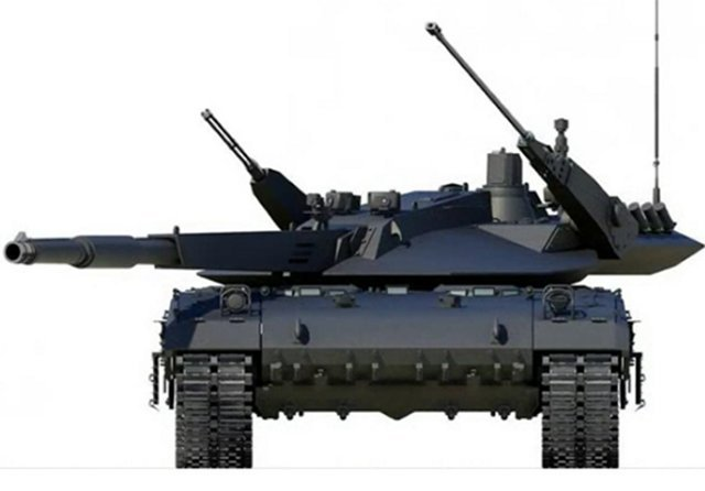 Russian Army Expects to Receive 500 T-14 Armata Tank per Year