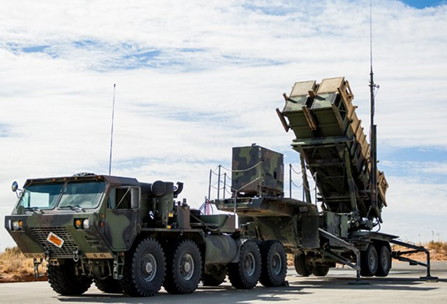 Secret purchaser of Raytheon Patriot Missile system is Saudi Arabia 640 001