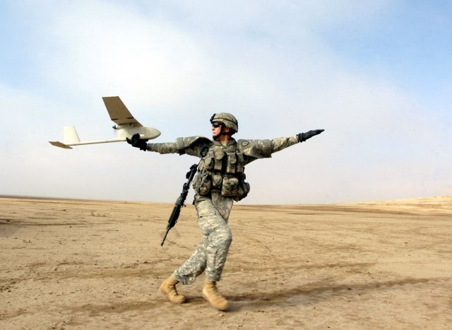 AeroVironment to supply Spain with RQ 11B Raven tactical unmanned aerial systems 640 001