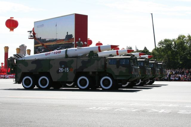 China armed forces will unveil new military equipment during 3 September 2015 military parade 640 001
