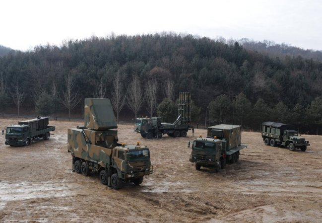 South Korea about to start deployement of new Cheongung M SAM air defense missile system 640 001