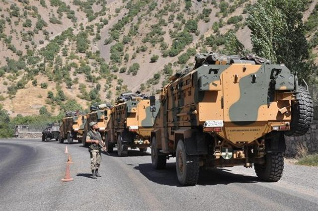 Turkish army upgrade its armored vehicles in the aftermath of a landmine 640 001