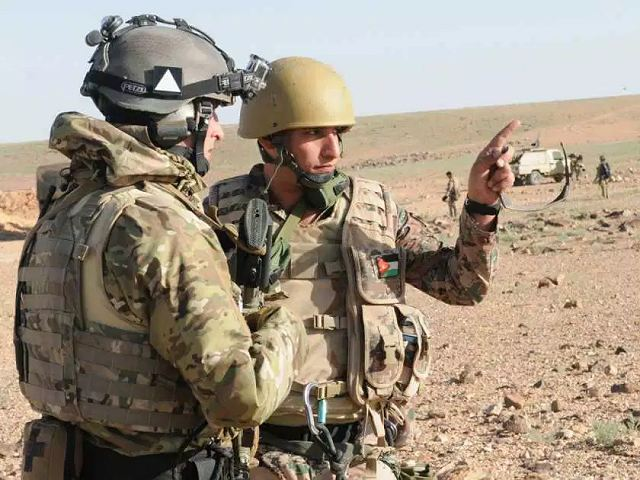 Canadian Special Forces helped the Kurdish Force during combat against Islamic State fighters 640 001