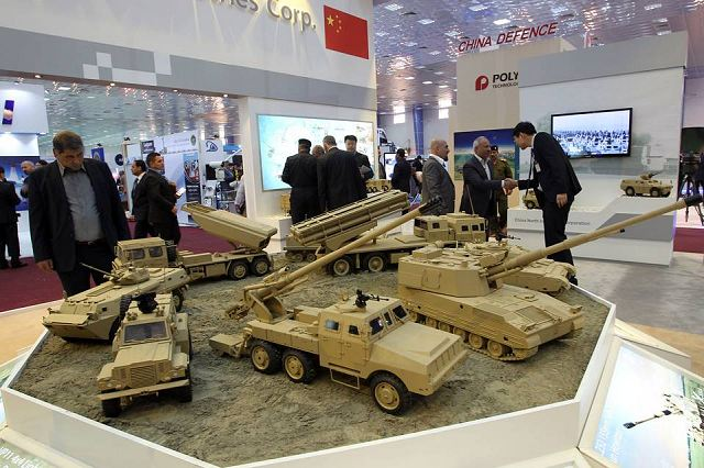 Chinese Army to purchase more weapons and military equipment from local private companies 640 001