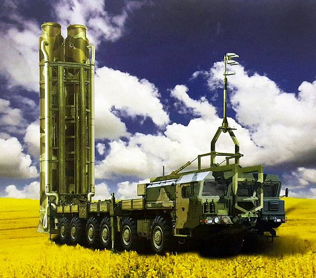 "The Russian Armed Forces could soon receive the first preproduction prototypes of the next-generation S-500 air defense system, Russian news agency, Sputnik News reported. The S-500 ""Prometey (Prometheus) is a Russian surface-to-air defense missile system, currently under development by the Almaz-Antey company. It is also known as 55R6M ""Triumfator-M."""