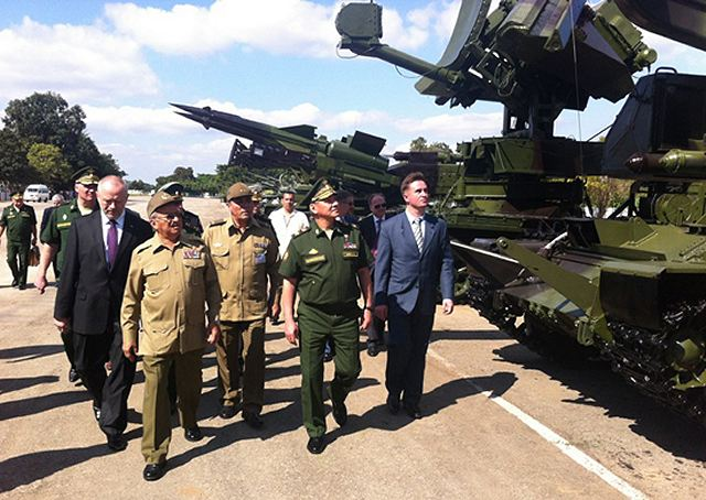 Cuba and Russia expressing readiness to boost military cooperation between the two countries 640 001
