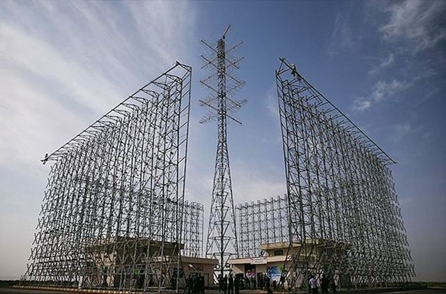 Iran has installed new home-made radar system Sepher Sky able to monitor all the country 640 001