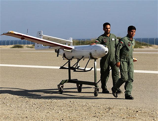 Iranian armed forces are now equipped with suicide drones for Special Operations 640 001