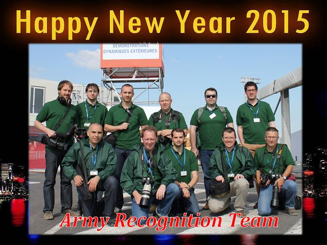We would like to take this opportunity to thank you for the faithful cooperation during 2014. Our very best wishes and Happy New Year 2015 to you and your family.