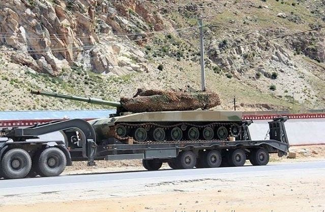 China has designed a new light tank for operations in the high-altitude rugged terrain in Tibet region which borders India. The new tank has a light weight and a powerful diesel engine suitable for oxygen-deficit environments, according to huanqiu.com, a well-informed website which is a chosen platform to reveal advances in China's military modernization and defence technology.