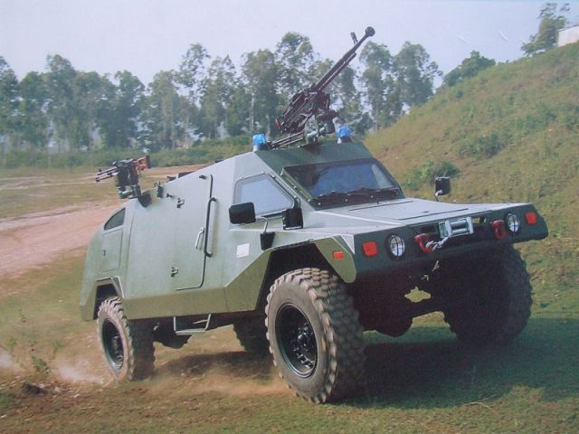 IAI RAMTA division received orders from African customers for 100 RAM Mk3 light armored vehicles 640 001