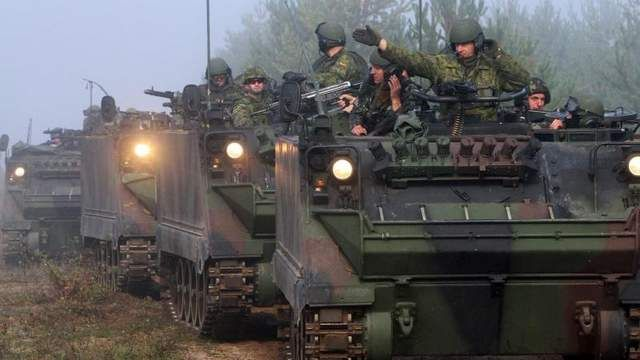 Lithuania and Ukraine enhance military ties thanks to Bilateral Cooperation Plan 2015 640 001