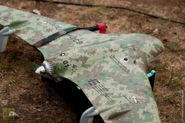Russia Central Military District troops to be equipped with Eleron 3 UAVs by mid 2015 640 001