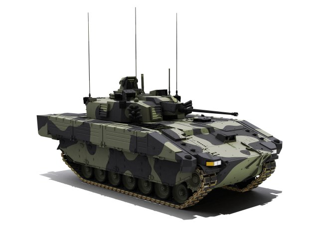 General Dynamics wins a 610 mn contract to support UK s Scout Specialist Vehicle program 640 001
