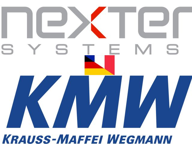 Nexter Systems of France and KMW of Germany will sign today agreement to form 50-50 partnership