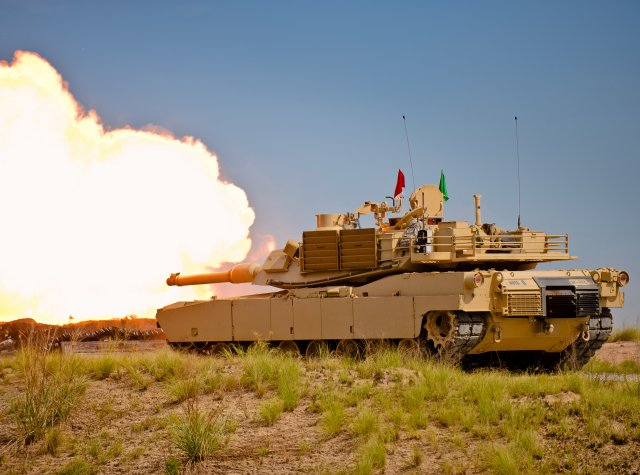 Orbital ATK s M892E4 Advanced Kinetic Energy 120mm tank cartridge enters into production 640 001