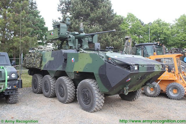 Czech government has approved 11 military tenders including armoured vehicles and radars 640 001