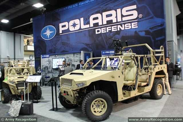 Polaris Defense Submits Response for U.S. Army Ultra Light Combat Vehicle RFI 640 001