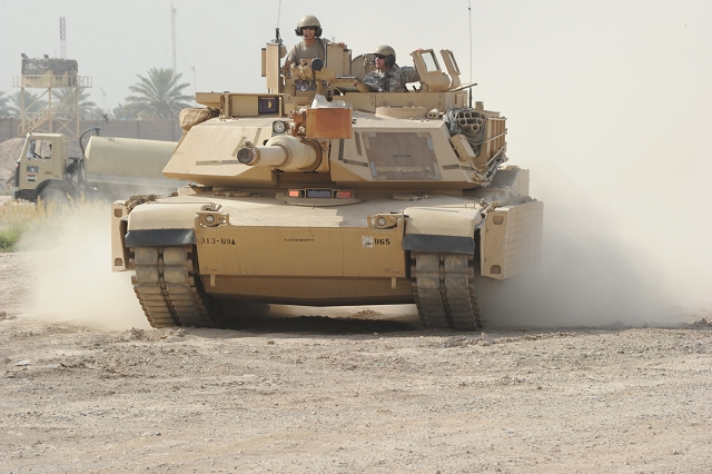 Taiwan plans to purchase 120 American-made M1A1 Abrams tanks to replace old M60A3 MBT 640 001
