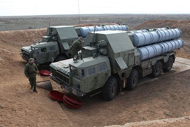 Turkey shows interest for Russian S-300 air defense missile system for its T-LORAMIDS program 640 001