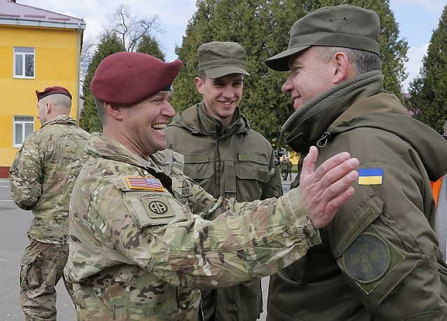 United States to allocate $200 million to provide training and weapons to Ukrainian army 640 001