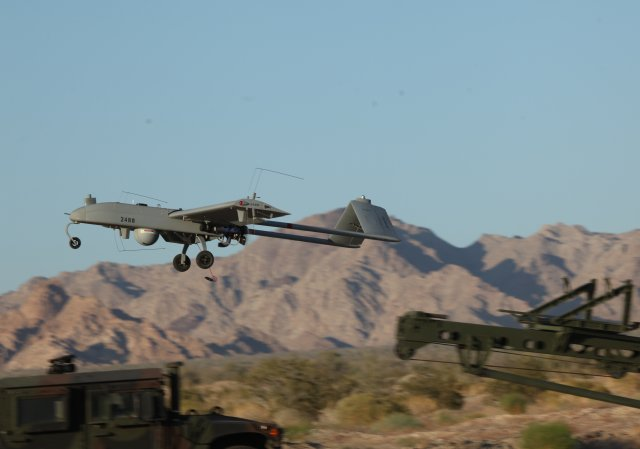 AAI-receives contracts from US Army for RQ 7 Shadow UAV support 640 001
