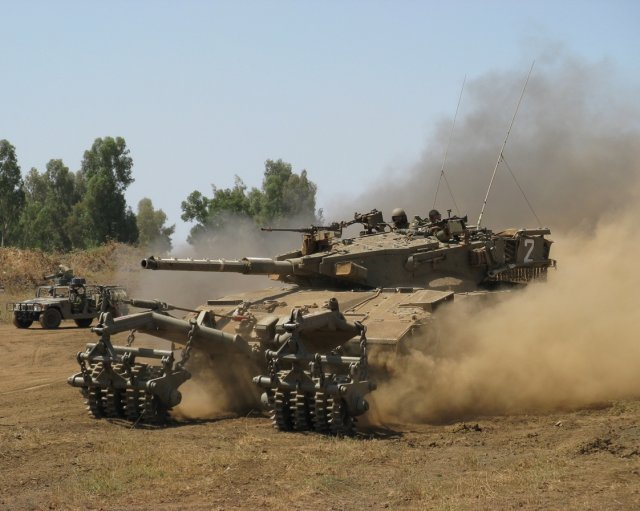 Israel about to retire its last Merkava Mark II tanks 640 001