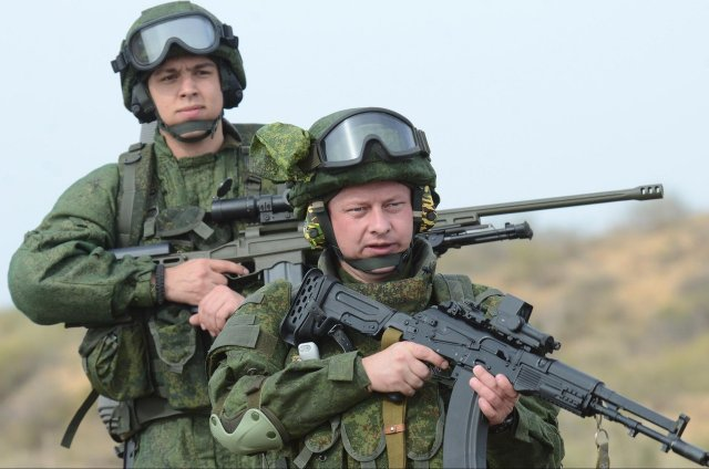 KRET to supply medical sensors for Russia s future Ratnik individual combat gear 640 001