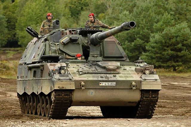 Lithuanians to be trained by Germans in the PzH2000 operation