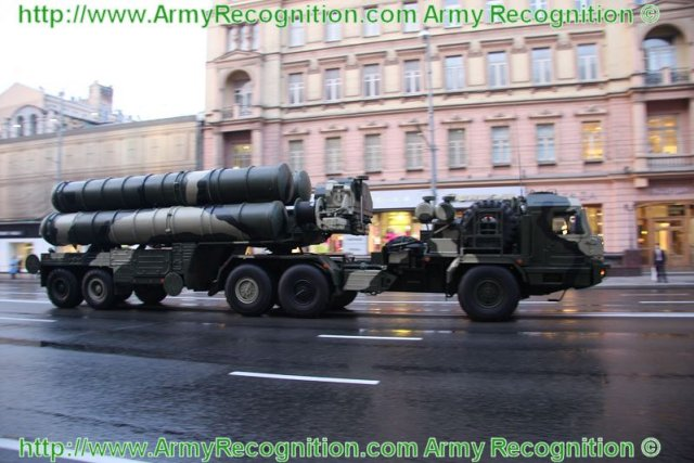 Russia to deploy S 400 SAM System in the Khmeimim airbase in Syria 640 001