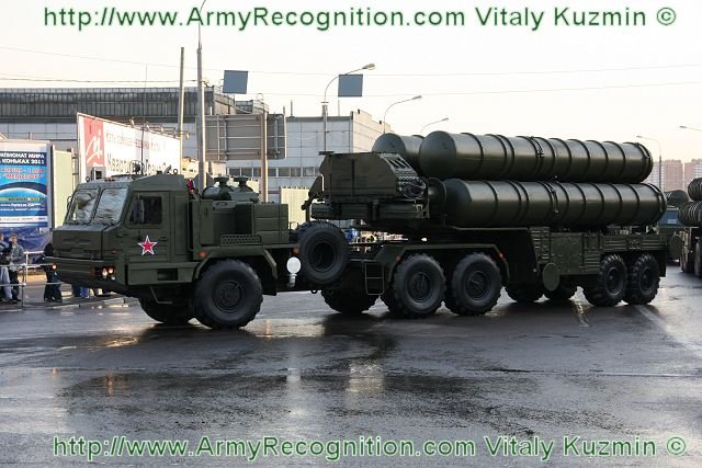 Russian S 400 Triumf deployed at Syrian Hmeimim airbase amid tensions with Turkey 640 001