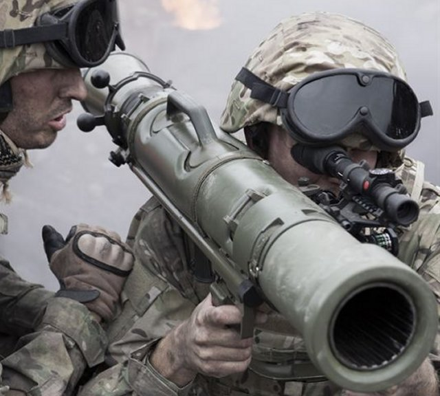 SAAB will deliver ammunition for the Carl Gustaf weapon system for the Austrian Armed Forces 640 001
