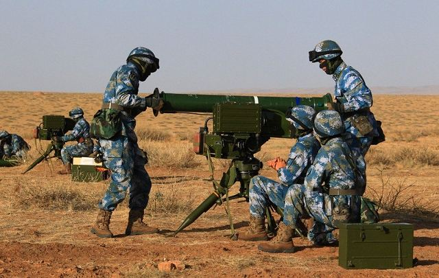 China is able to export HJ-8 anti-tank missile to 20 countries thanks to collaboration with Pakistan 640 001