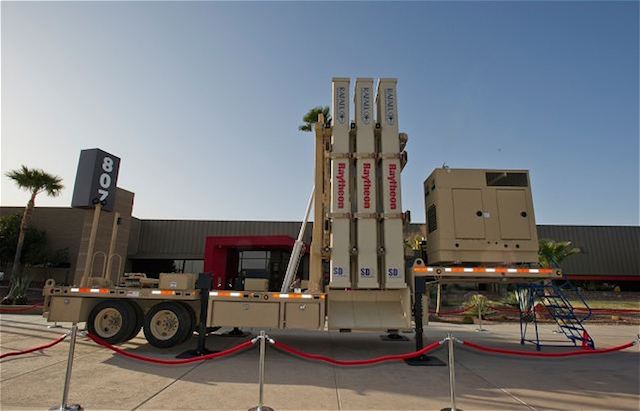 Gulf countries interested in Israeli air defence systems