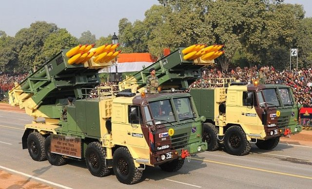 Indian MoD cleared purchase of 363 new BMP 2 IFVs and two Pinaka MLRS regiments 640 001