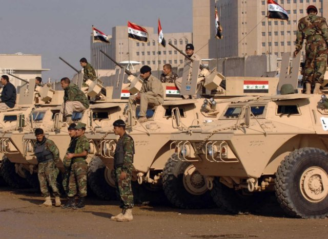 Iraq plans to spend up to 20 of 2016 its national budget on defense 640 001