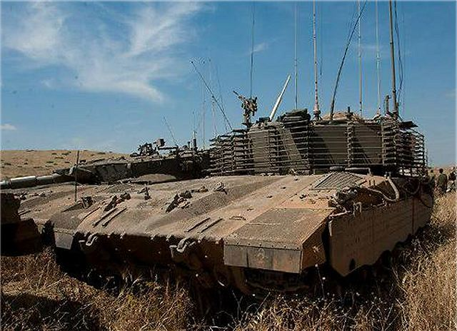 According the Ynetnews website, the Israeli Defense Force (IDF) is developing a new family of armored personnel carriers based (APC) on older Merkava Mk 2 main battle tanks' hulls to reduce cost. The Merkava Mk 2 is out of service in the Israeli Army and replaced by Merkava Mk 3 and Mk 4.