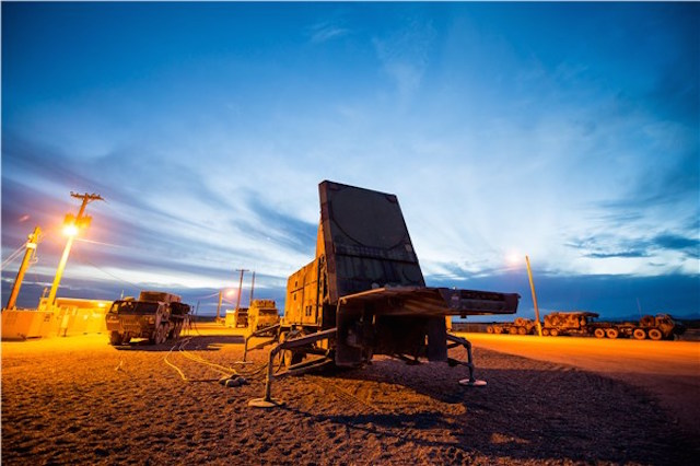 Patriot's AESA radar soon to be ready for production