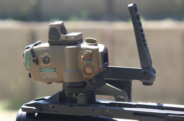Rheinmetall's Vingmate MR500 showcased at AUSA 2015