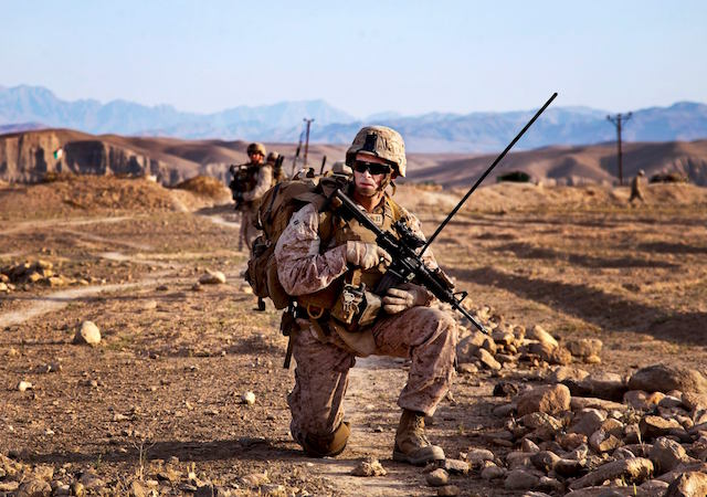 USMC picks M4 carbine to replace the M16A4 rifle