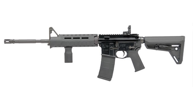 Colt Defense and Magpul joined forces on the LE6920MPS rifle