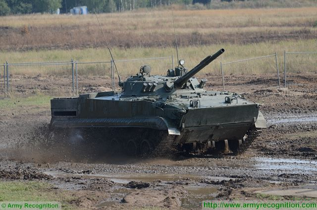 Iraq and Saudi Arabia plan to acquire BMP-3 armoured infantry fighting vehicles from Russia 640 001