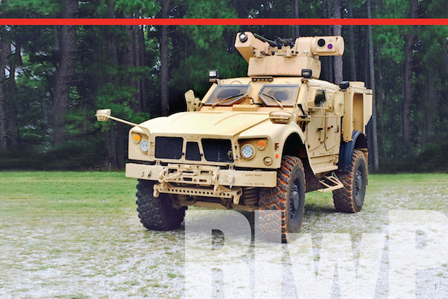 Moog Inc and DRS Technologies present the new RIwP during a live fire demo 1