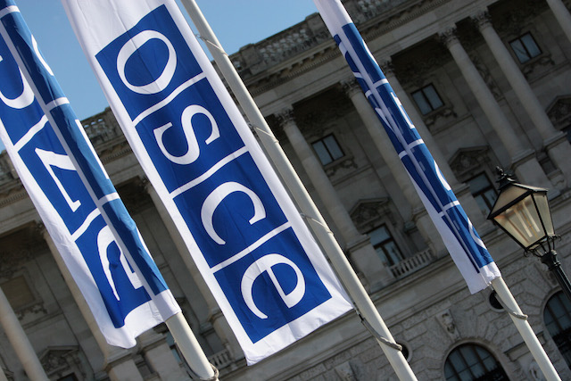 OSCE announced a tender for UAV services in Ukraine