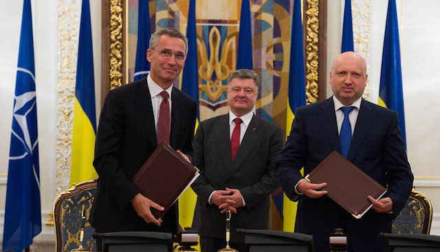 Ukraine and NATO strengthen their ties with new agreements