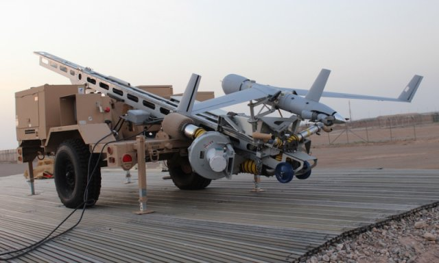 Afghan ScanEagle UAV made inaugural flight 640 001